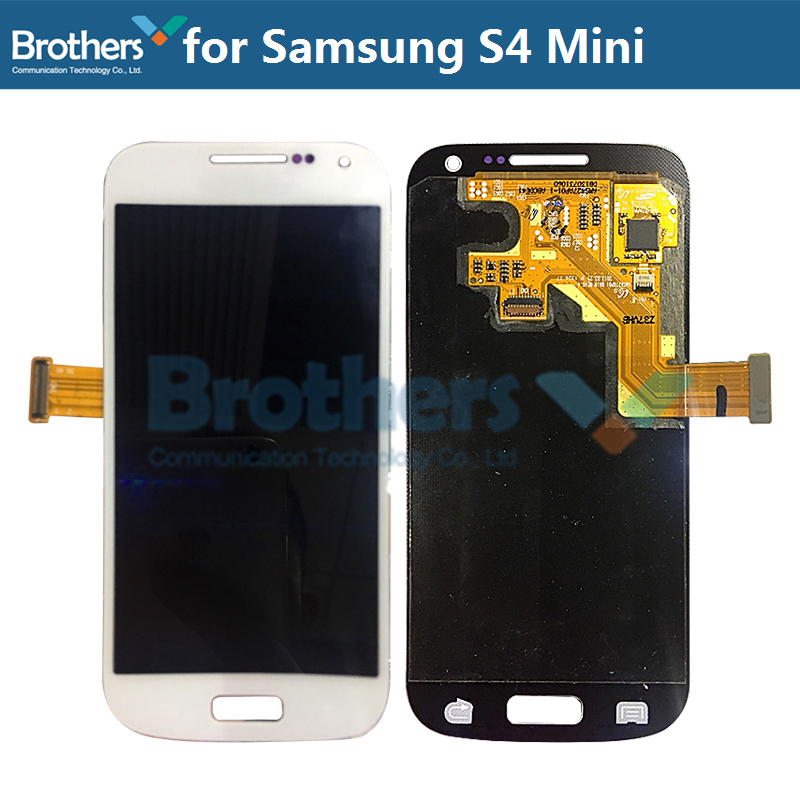 <font><b>LCD</b></font> Display For <font><b>Samsung</b></font> <font><b>Galaxy</b></font> <font><b>S4</b></font> <font><b>Mini</b></font> <font><b>LCD</b></font> <font><b>Screen</b></font> for <font><b>Samsung</b></font> <font><b>S4</b></font> <font><b>Mini</b></font> <font><b>i9190</b></font> i9195 <font><b>LCD</b></font> Assembly Touch <font><b>Screen</b></font> Digitizer Tested Top image