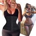 KSKshape Nueva Llegada muslo entrenador cintura de las mujeres que adelgaza faja spandex banda de vientre ropa interior formas envoltura corporal pérdida de Peso