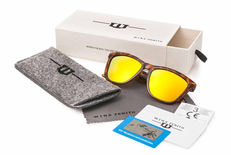 Winszenith 125 Europa e gli stati Uniti corrente Occhiali Da Sole retro style occhiali antivento sparare occhiali da sole 16 pezzo