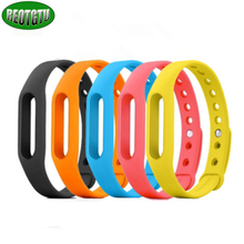 OEM New Smart Wristband S1 1S 1A S1 Wearable Wrist Silicone Replace Belt Strap Mi Band  Bracelet For Xiaomi band