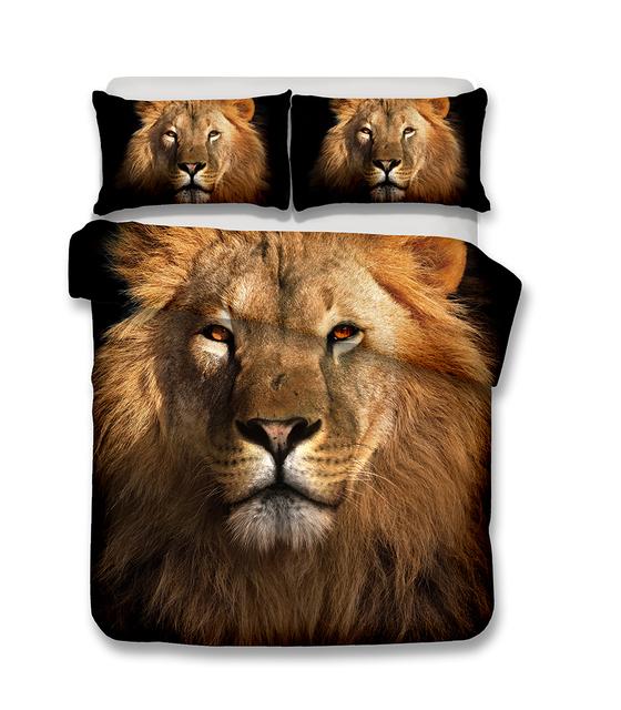 Lion Bedding Set