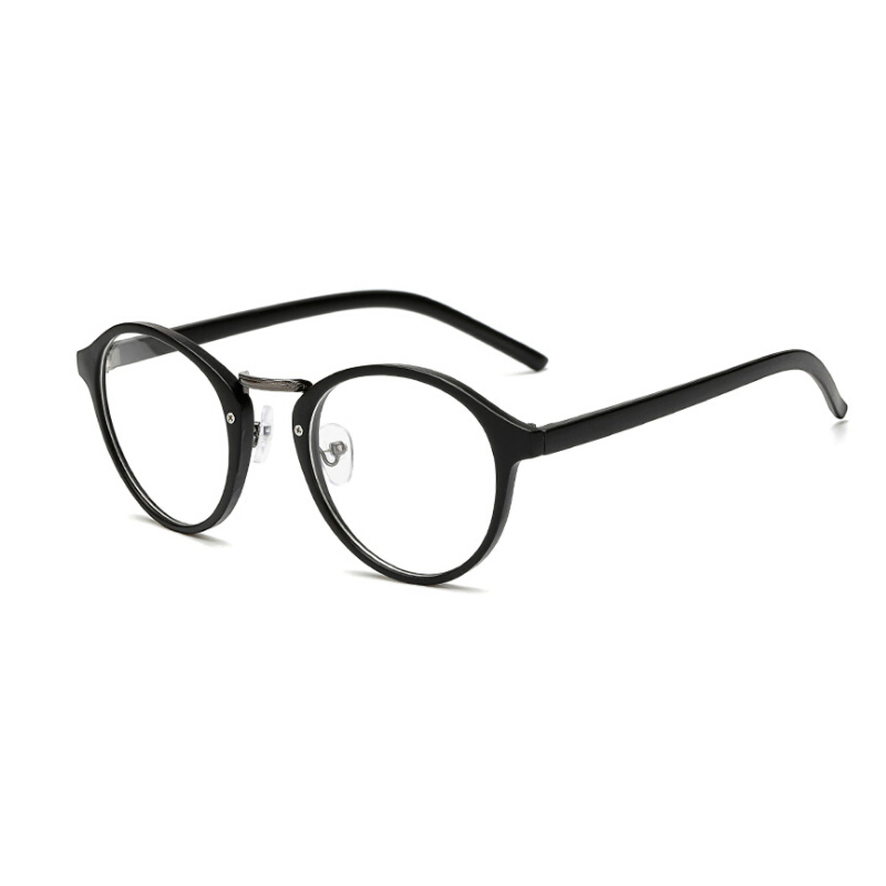 631269bd92 Detail Feedback Questions about Fashion Vintage Vintage Clear Lens  Eyeglasses Frame Retro Round Men Women Unisex Nerd Glasses Reading Glasses  on ...