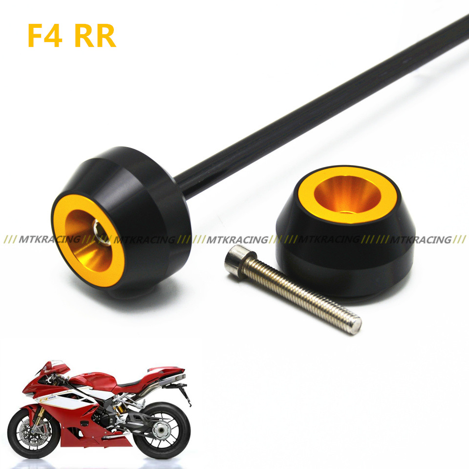 MTKRACING Free delivery for MV agusta F4 RR 2012-2017 CNC Modified Motorcycle drop ball / shock absorber carmate saratto highback junior quattro