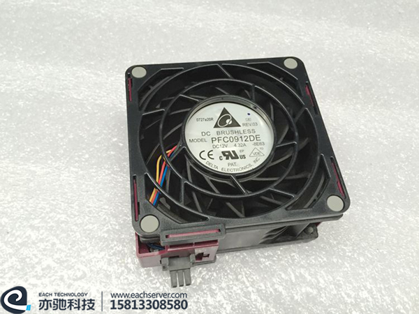 original server case heatsink fan for ML370 G6 pn 615641-001 492120-002 for 2800 server fan u939r cn 0u939r new original