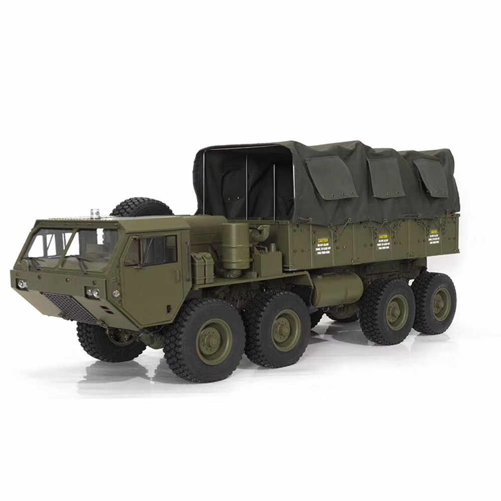 HG P801 1/12 US Army Military Truck Rc Spare Parts Car Cloak Cover Cloth Set WE8011