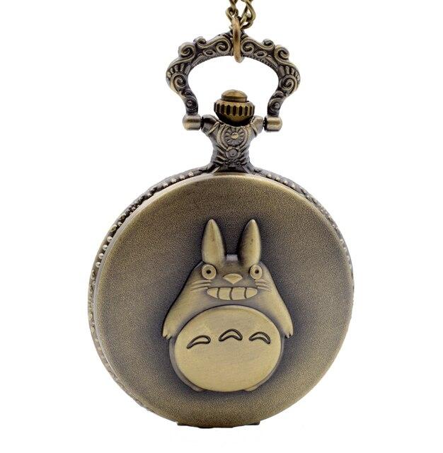 My Neighbor Totoro Quartz Pocket Watch
