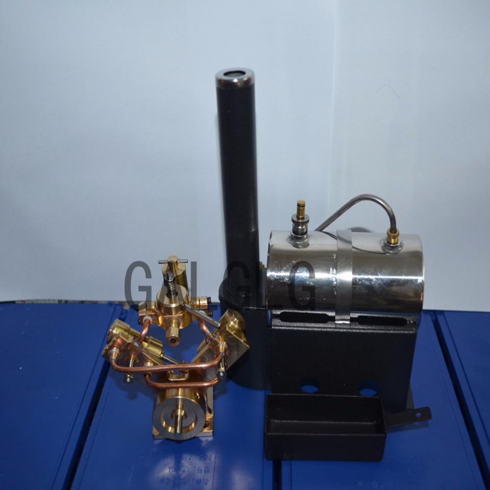 Microcosm Marine Steam Engine Model Power SetMicrocosm Marine Steam Engine Model Power Set