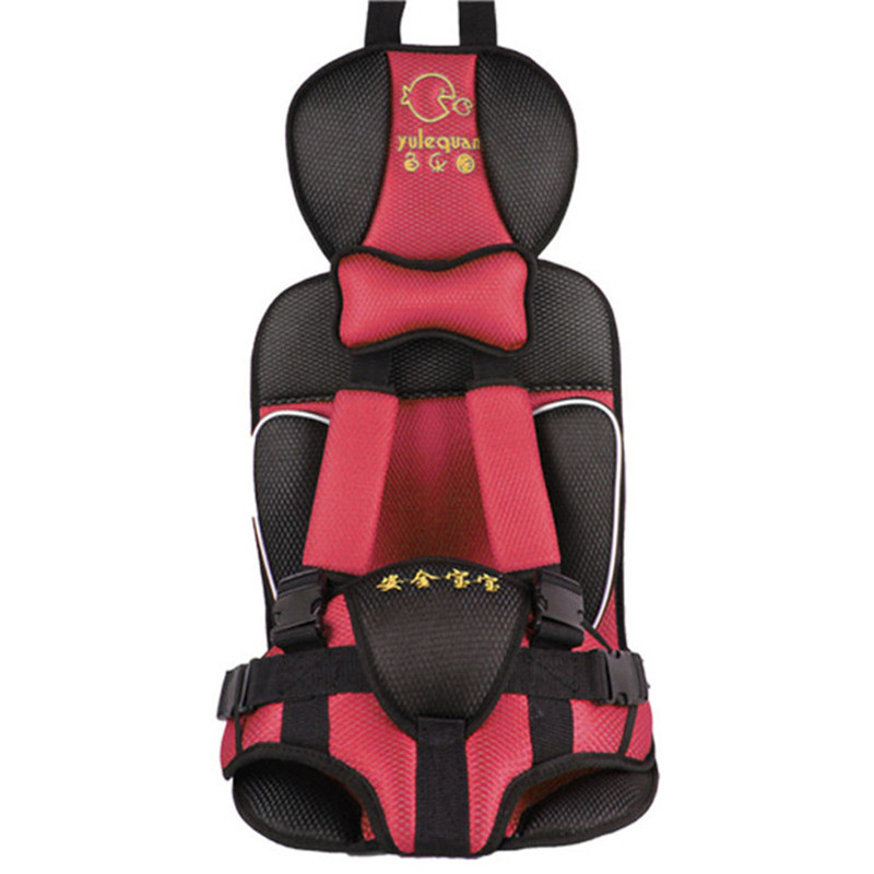 Top quality Child baby car safety seat belt seat chair 3 colors kid protection Free shipping for 9 month - 4years child