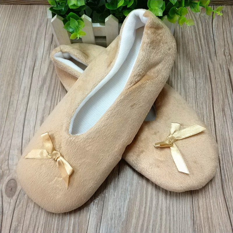 2017 New Warm Soft Sole Women Indoor Floor Slippers/Shoes Black High Quality Woolen Slippers Flannel Flat Home Slippers stone village new warm flats soft sole women indoor floor slippers shoes comfortable indoor shoes fur bunny slippers plush socks