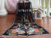Designer bloemen burnout stof voor naaien rayon/zijde fluweel voor jurk massaal zijde doek gratis verzending