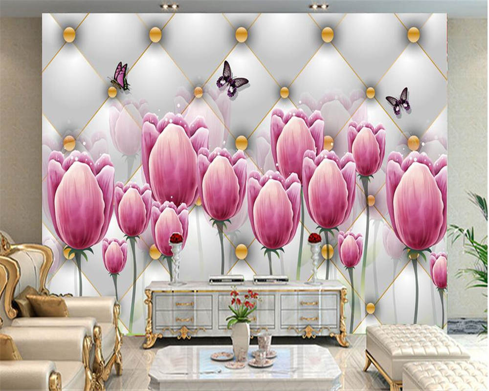 Beibehang Photos Wallpapers Large Mural Background