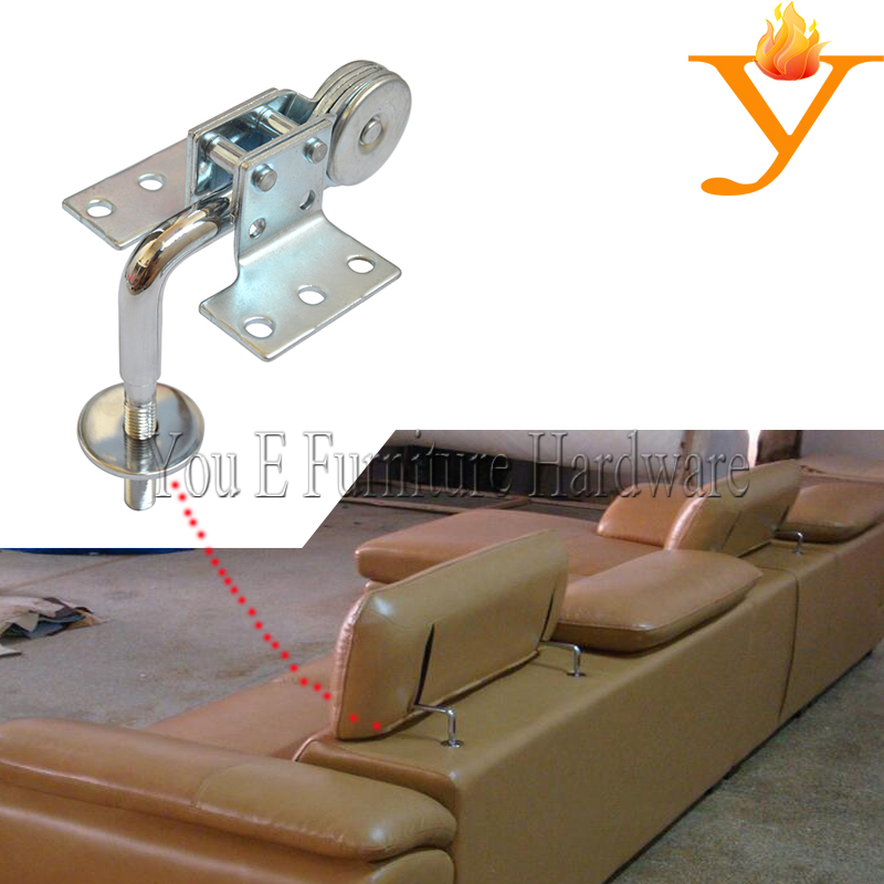 90 Degrees Adjustable Sofa Hinge Furniture Fitting For Sofa Headrest