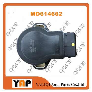 Throttle Position Sensor FOR FITMitsubishi Diamante Eclipse Mighty Max Mirage 3000GT MD614662 1991-1999