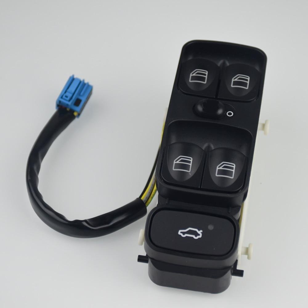 A2098203410 A2038200110 Interruptor Da Janela de Poder de Controle Para Mercedes Benz Classe C W203 C180 C200 C220