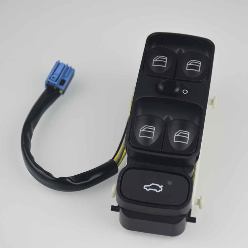 A2098203410 A2038200110 Power Control Window Switch For Mercedes Benz C Class W203 C180 C200 C220-in Car Switches & Relays from Automobiles & Motorcycles