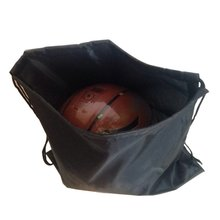 Waterproof dust bag Double shoulder basketball bag Drawstring waterproof bag Basketball football volleyball(China)