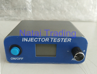 CRI100 common rail injector tester for Bosch Denso Delphi CAT injector and Piezo injector