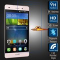 for Huawei P7 P8 P9 Lite G7 Plus Max Mate 7 8 S Honor 5X 5S Tempered Glass Screen Protector Film 2.5D 0.3mm 9H