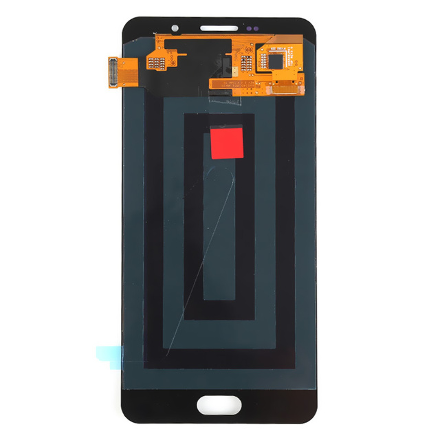 """Display Lcd completo per SAMSUNG Galaxy A7 2016 A710 A710F A710M A710Y 1080*1920 5.5 """"Super AMOLED Display LCD + Touch Screen  1"""