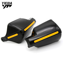22mm Universal Motorcycle Hand Guard Handguard Protective Gear for BMW HP2 Enduro K1600 GT/GTL K1300 S/R/GT R 1200GS Buell 1125R