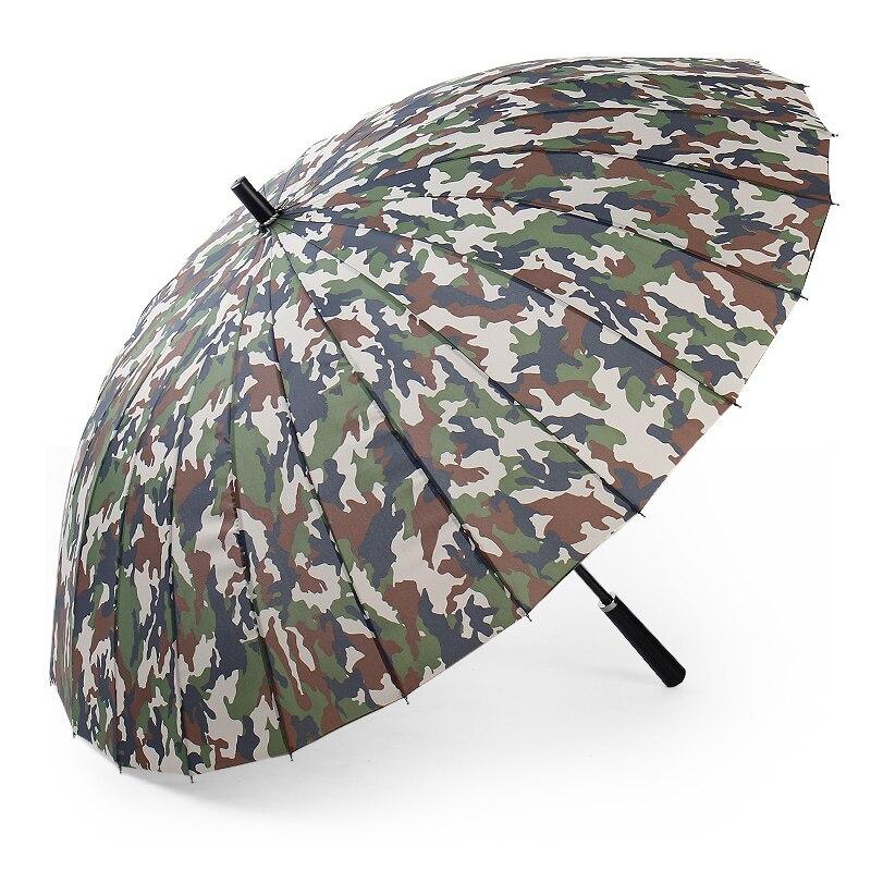 585b7a17bd3d7 [HOT DEAL] US $30.90 for Golf Umbrella Large Rainbow Windproof Male Female  Guarda Chuva Strong Waterproof Men Woman Rain Big Umbrella Pattern Rain Gear