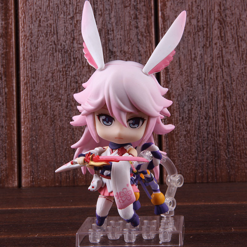 908 Figure Houkai 3rd Sakura Yae Heretic Miko Ver. PVC Action Collectible Model Toy For Kids Gift