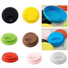 Urijk Colorful Food Grade Silicone Seal Cover Kitchen Tool Microwave Oven Heated Fridge Keep Fresh Container Lid Dish Dustproof(China)
