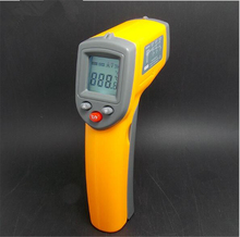 On sale SNDWAY GS320 Infrared thermometer high precision  electronic thermometer efficient rapid temperature measurement English Manual