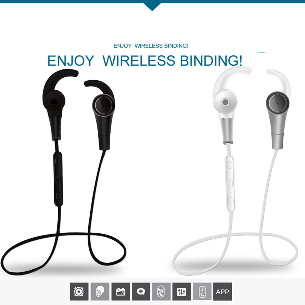 Original Fineblue F6 Wireless Sport Outdoor Bluetooth 4.0 headset Stereo Earphone with Mic For iphone Samsung LG 2017 scomas i7 mini bluetooth earbud wireless invisible headphones headset with mic stereo bluetooth earphone for iphone android