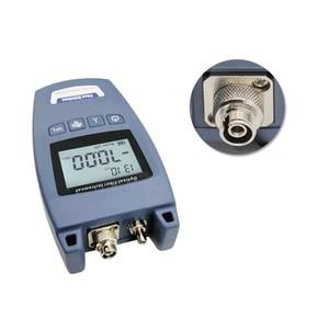 Image 2 - Mini FTTH 2 en 1 medidor de potencia óptica de fibra y 10mW 10km Localizador Visual de fallos TL520 70dBm ~ + 10dBm FC/2,5mm interfaz Universal