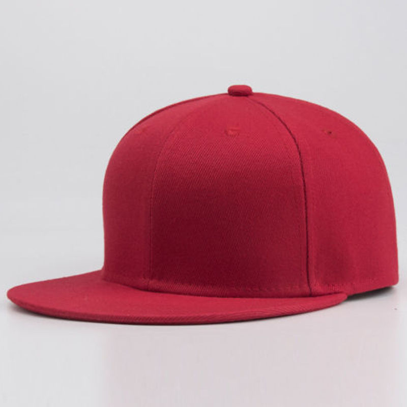 799e4714c0a Amazing Casual Men Women Black Snapback Hats Unisex Hip-Hop Adjustable  Baseball Cap