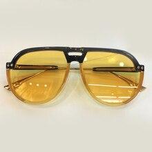 71f382e9e888b Piloto óculos de Sol para As Mulheres 2018 Novos Doces Tons de Cores com  Embalagem Caixa de Oculos de sol Feminino óculos Armaçã.