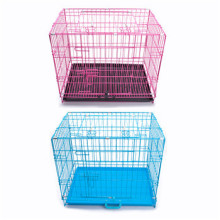 Foldable Bold type dog cage pet cat