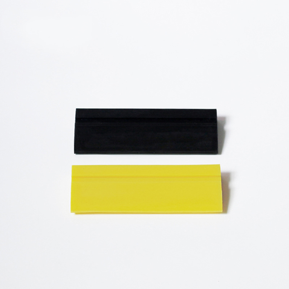 Image 3 - TPU PPF Application Rubber Squeegee Car Window Tinting Turbo Blade Clean Tool For Clear Bra Protection Film Application MO 709B-in Car Stickers from Automobiles & Motorcycles