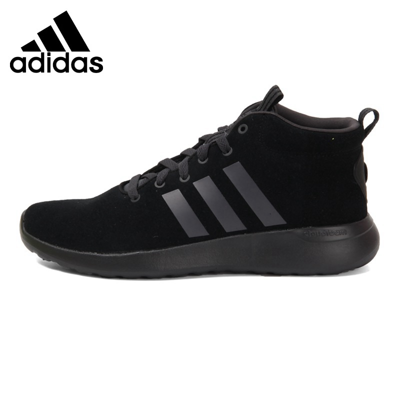 Original New Arrival Adidas NEO Label LITE RACER MID Men's Skateboarding Shoes Sneakers original new arrival 2018 adidas neo label hoops 2 0 mid women s skateboarding shoes sneakers