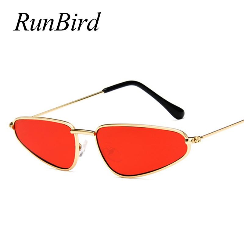 8724d05de4a Detail Feedback Questions about Fashion Brand Designer Small Oval Sunglasses  Women Men Clear Red Color Lenses Unisex Ellipse Sun Glasses For Female  UV400 ...