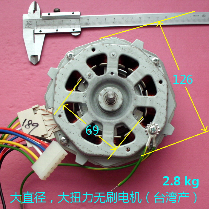 ФОТО AC 230V-240v 50HZ 500w 4-phase 6-wire stepper motor, low-speed brushless motor electric machinery / DIY electrical accessories