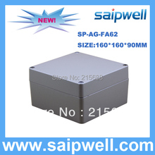 IP67 Aluminum Junction Box 160*160*90mm For Industrial Use SP-AG-FA62