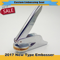 LOGO Design Custom Embossing Seals Logo Design Notary Embossing Seals Custom Stamp