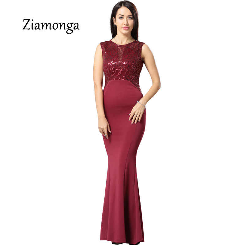 7b9c7d4e617a6 Detail Feedback Questions about Ziamonga Women Elegant Sequined ...