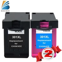 Compatible Ink Cartridge For HP CH561EE CH563EE For Hp 301XL For HP 301 DeskJet 3050se 1050A