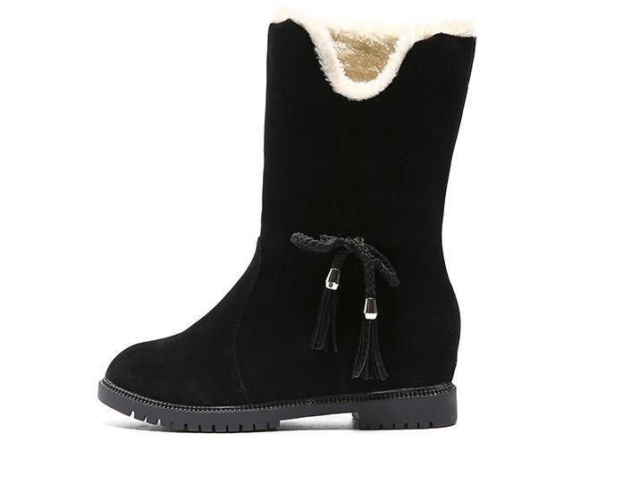 Magie Baini damen schnee stiefel, rutschfeste verschleißfesten, warm und komfortabel, exquisite verarbeitung, produkt phase perfekt, beau