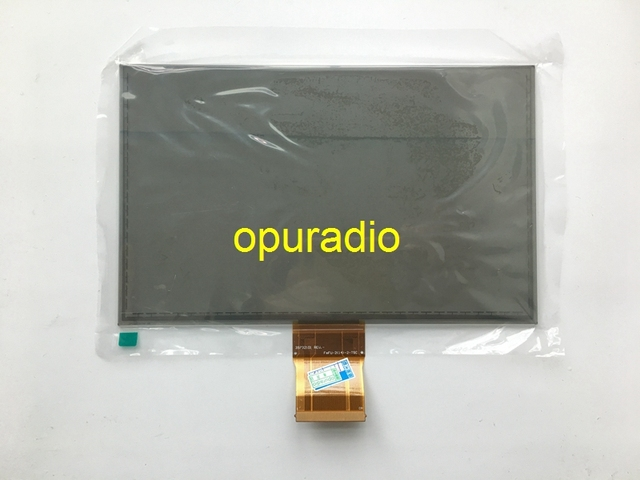 New 8.0 inch LCD Digitizer LQ080Y5DZ05 Touch Screen For Ford SYNC3 Car Auto Replacement