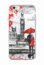 London Paris New York Autumn Phone Case