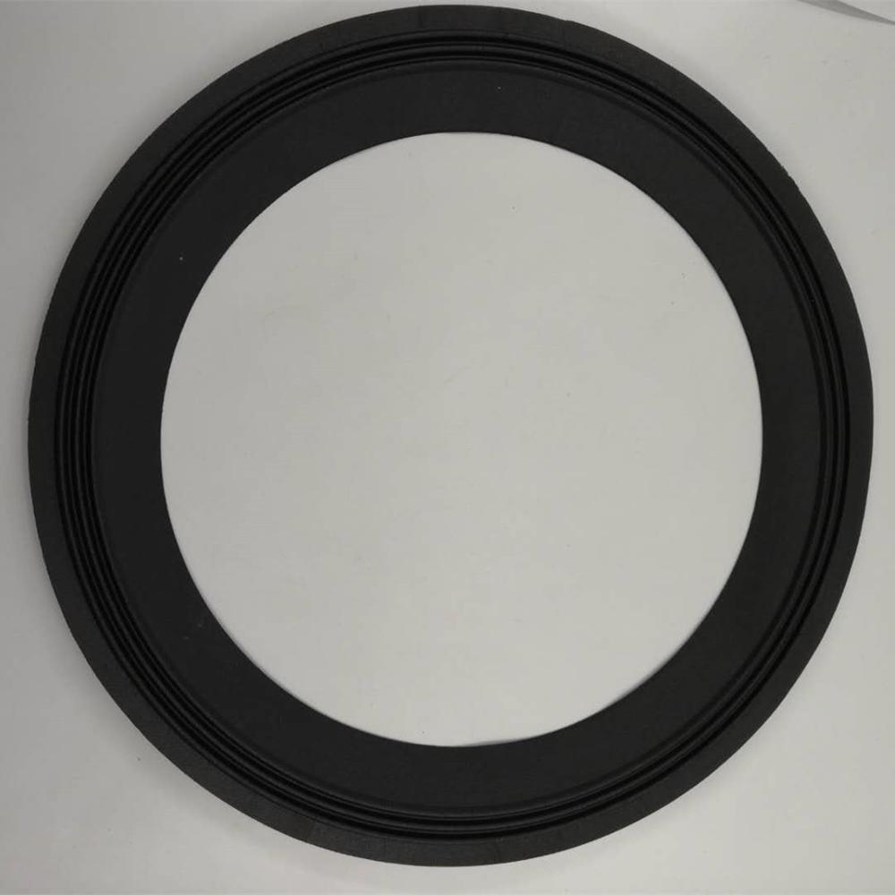 """2pc 10/""""//12/""""//15/"""" inch Speaker Cloth Edge Loudspeaker Surround Repair Part 2-Ring"""