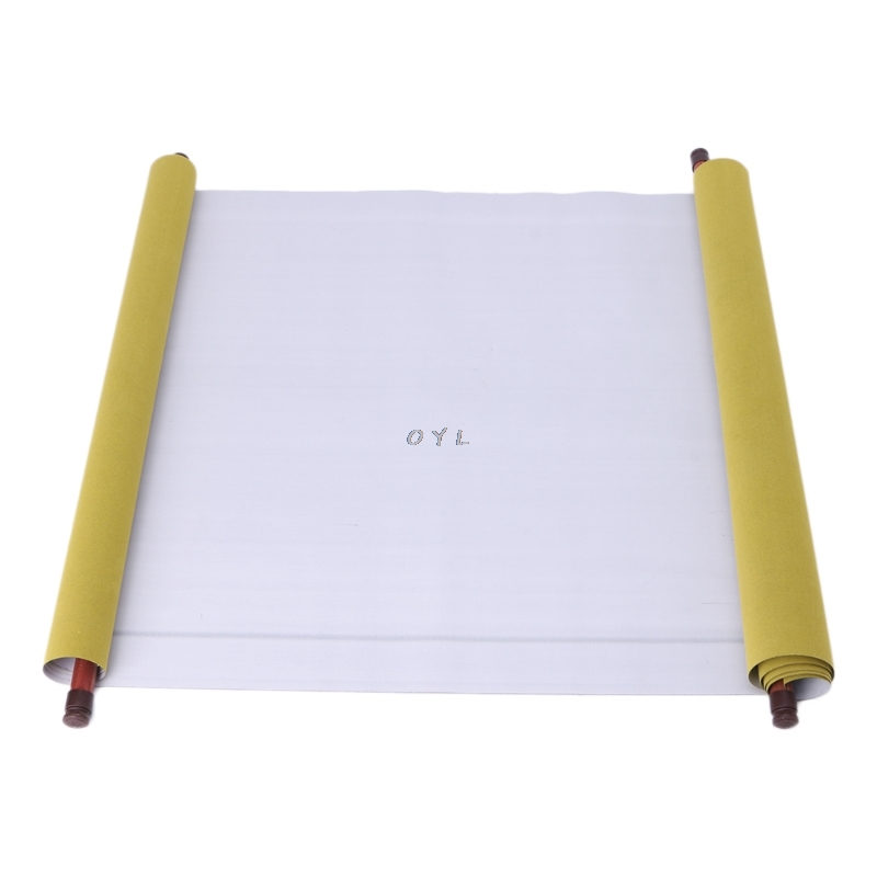 Reusable Chinese Magic Cloth Water Paper Calligraphy Fabric Book Notebook 1.5m For Chinese Antiquity Reel Cloth