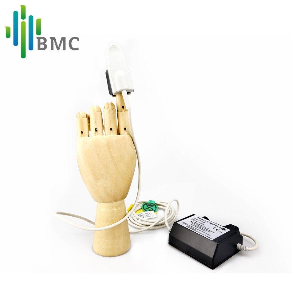 SpO2 комплект forBMC GII CPAP/Авто CPAP умный дом здоровье и гигиена подключения к сенсорный монитор насыщенность кислородом мини Пульсоксиметр