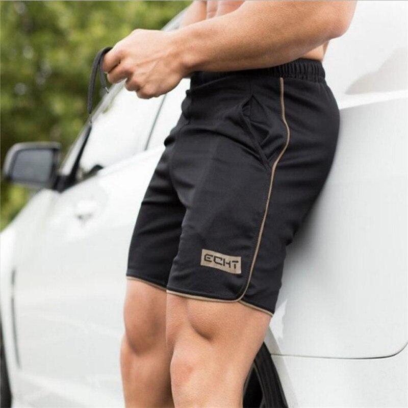 YEMEKE2017 Brand shorts men casual cotton bermudas masculina de marca short homme moda praia cargo shorts