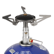 лучшая цена Lightweight Portable Outdoor Camping Stove Foldable Gas Stove Furnace Cooker  for Outdoor Camping Cooking Picnic Backpacking