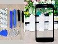 """4.5 """" черный сенсорная панель экрана Alcatel One Touch Pop 2 M5 OT5042 5042X 5042D 5042E дигитайзер наборы инструментов переднее стекло бесплатная доставка"""